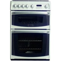 CANNON Carrick CH60GCIW Gas Cooker - White, White