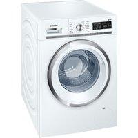 SIEMENS iQ500 WM16W590GB Washing Machine - White, White