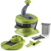 TOWER Kitchen Plus Slicer - Green, Green
