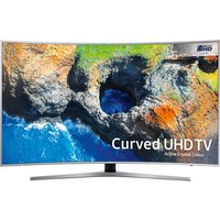 65 SAMSUNG 65MU6500 Smart 4K Ultra HD HDR Curved LED TV