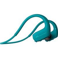 SONY Walkman NW-WS623 Waterproof All in One MP3 Player - Blue, Blue