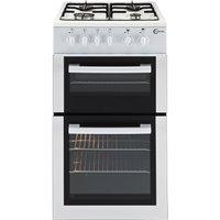 FLAVEL FTCG50W Gas Cooker - White, White