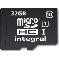 INTEGRAL  UltimaPro microSDHC Card - 32 GB