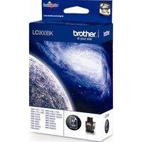 BROTHER LC900BK Black Ink Cartridge, Black