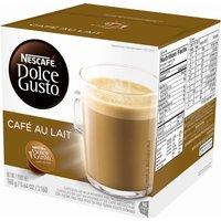 NESCAFE  Dolce Gusto Café au Lait - Pack of 16