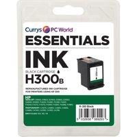 ESSENTIALS  300 Black HP Ink Cartridge, Black
