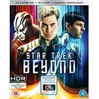 UNIVERSAL Star Trek: Beyond UHD
