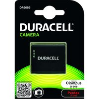DURACELL  DR9686 Lithium-ion Rechargeable Camera Battery