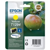 EPSON Apple T1294 Yellow Ink Cartridge, Yellow