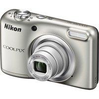 NIKON  COOLPIX A10 Compact Camera - Silver, Silver