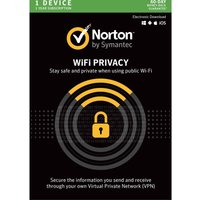 NORTON Wi-Fi Privacy - 1 User for 1 Year