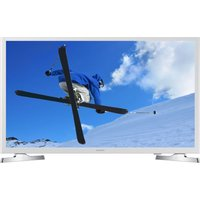 32 SAMSUNG UE32J4510 Smart LED TV - White, White