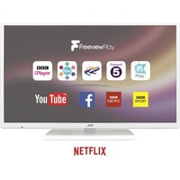 "32""  JVC LT-32C671  Smart LED TV - White, White"