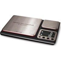SALTER Heston Blumenthal Dual Platform Precision Digital Kitchen Scales