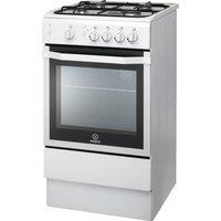 INDESIT  I5GG(W) 50 cm Gas Cooker - White, White