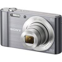 SONY  Cyber-shot DSCW810B Compact Camera - Gun Metal