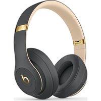 BTD Studio 3 Wireless Bluetooth Noise-Cancelling Headphones - Shadow Grey, Grey