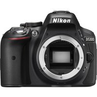NIKON  D5300 DSLR Camera - Body Only, Black
