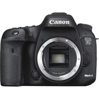 CANON EOS 7D Mark II DSLR Camera - Body Only