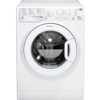 HOTPOINT WDAL8640P Washer Dryer - White, White