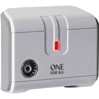 ONE FOR ALL  SV9601 1-Way TV Signal Booster