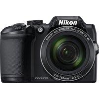 NIKON COOLPIX B500 Bridge Camera - Black, Black