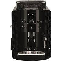 KRUPS Espresseria EA8108 Bean to Cup Coffee Machine - Black, Black