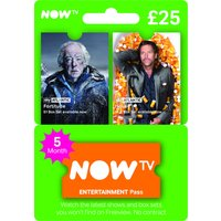NOW TV Entertainment Pass - 5 Month