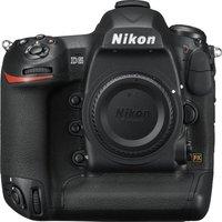 NIKON D5 DSLR Camera - Black, Body Only, Black