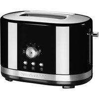 KITCHENAID 5KMT2116BOB 2-Slice Toaster - Black, Black