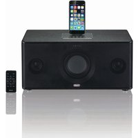 IWANTIT IBTLIA17 Bluetooth Wireless Docking Station - Black, Black