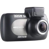 NEXTBASE  312GW Deluxe Dash Cam - Black, Black