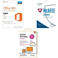 MICROSOFT Essentials Bundle