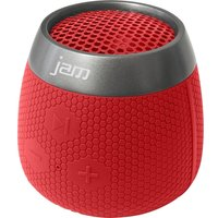 JAM  Replay HX-P250RD Portable Wireless Speaker - Red, Red