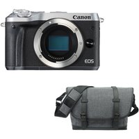 CANON EOS M6 Mirrorless Camera & Bag Bundle