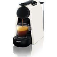 NESPRESSO by Magimix Essenza Mini Coffee Machine - Pure White, White