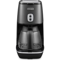 DELONGHI Distinta ICMI211.BK Filter Coffee Maker Black, Black
