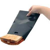 KITCHEN CRAFT Non-Stick Reusable Toaster Bags - Pack of 2