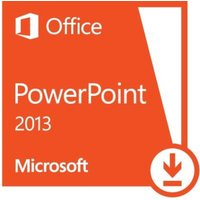 MICROSOFT  Powerpoint 2013 - Not for commercial use