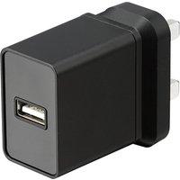 LOGIK L24AMBK17 Universal USB Charger
