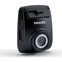 PHILIPS ADR610 Dash Cam - Black, Black