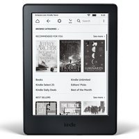 AMAZON  Kindle Touch eReader 2016 - Black, Black