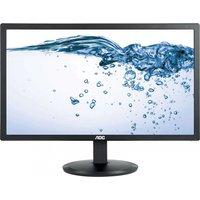 """AOC e2280Swhn Full HD 21.5"""" LED Monitor - Black, Black"""
