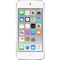 APPLE iPod touch - 64 GB, 6th Generation, White & Silver, White