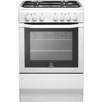 INDESIT  I6GG1W 60 cm Gas Cooker - White, White