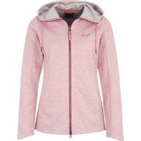 Jack Wolfskin Fleece jacket women Riverland Hooded Jacket Women S violet