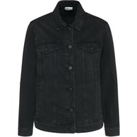 Noisy May - Ole Black Denim Jacket - Girls Jeans Jacket - black
