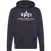 Alpha Industries Basic Hoody navy (178312-02)