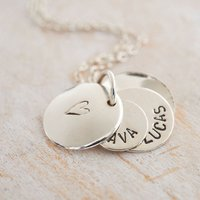 Personalised Secret Message Necklace