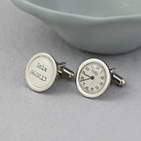 Special Time Cufflinks